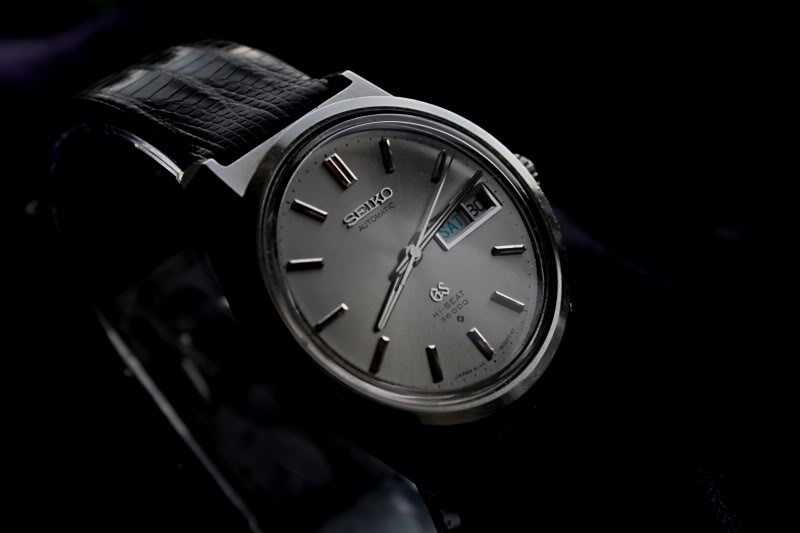 Grand Seiko hi-beat automatic