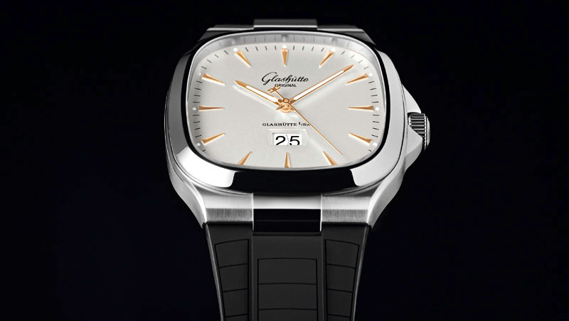 Glashütte-Original Introduces New Variations on the Seventies Panorama Date