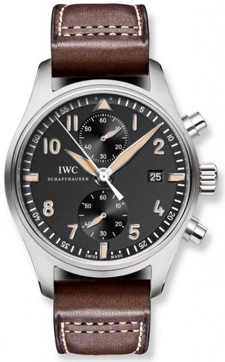 "IWC's New Pilot's Watch Chronograph Edition ""Collectors' Watch"" for IWC Forum Members"