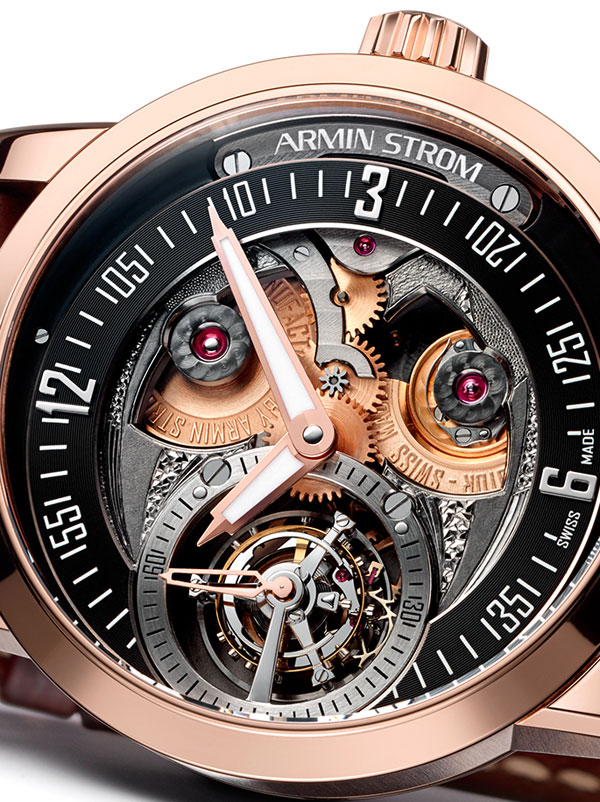 Introducing the Armin Strom Tourbillon Gravity Fire