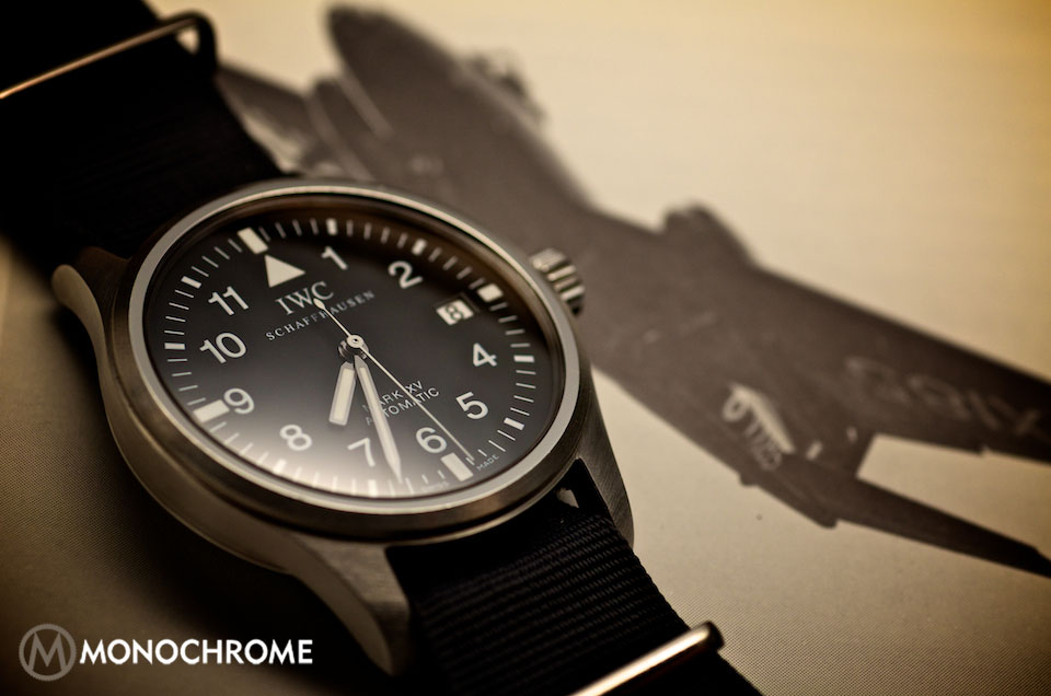 An ode to a timeless classic: The IWC Mark Series